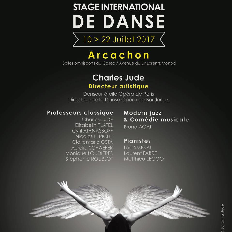 Stage de danse international arcachon