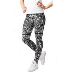 Legging imprimé ornements